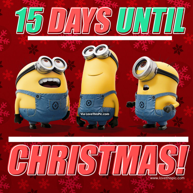 15 Days Until Christmas Pictures Photos And Images For
