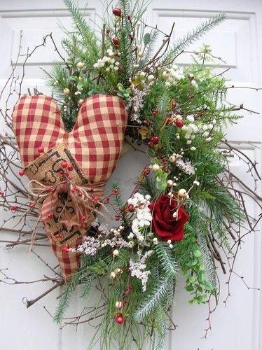 Country Wreath Pictures Photos And Images For Facebook Tumblr Pinterest And Twitter
