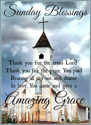 Sunday Blessings Amazing Grace Pictures Photos And