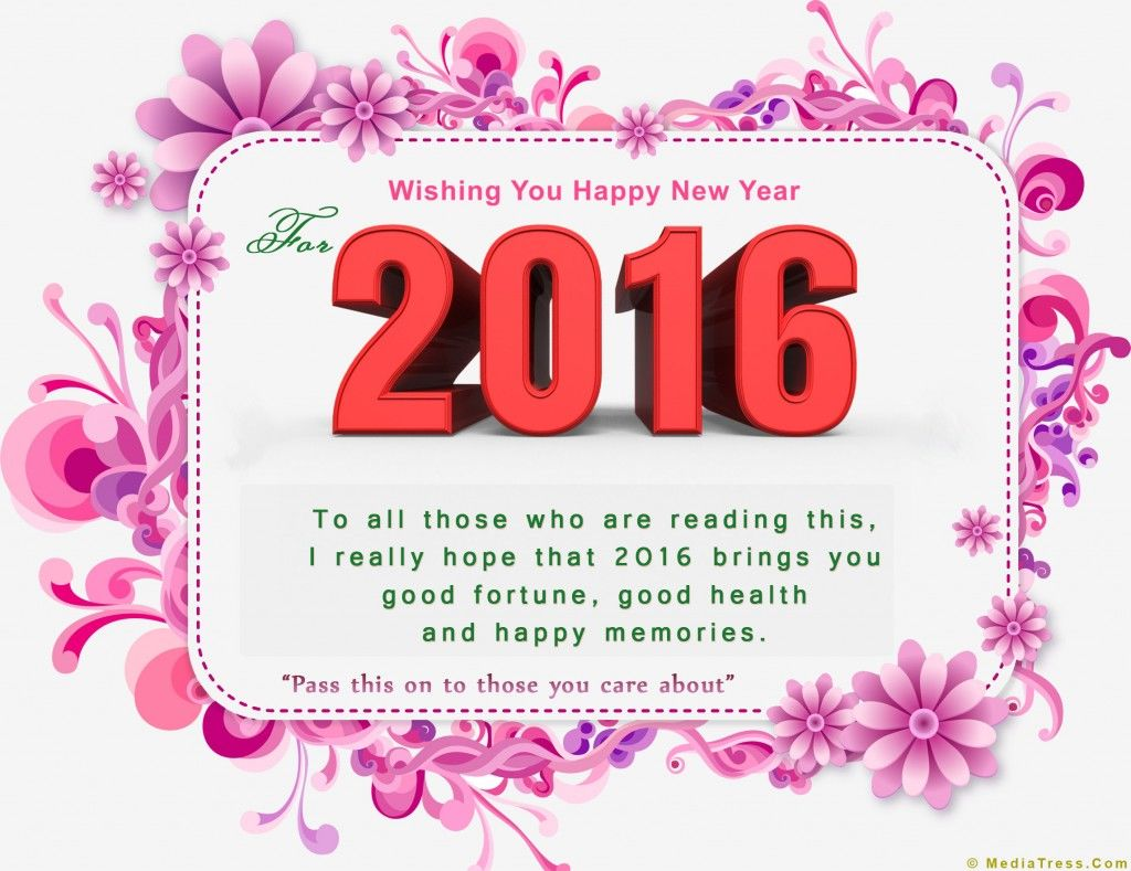 Happy New Year Wishes Messages Pictures Photos And