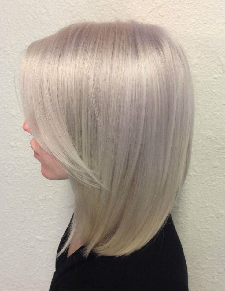 Icy Platinum Hair Pictures Photos And Images For