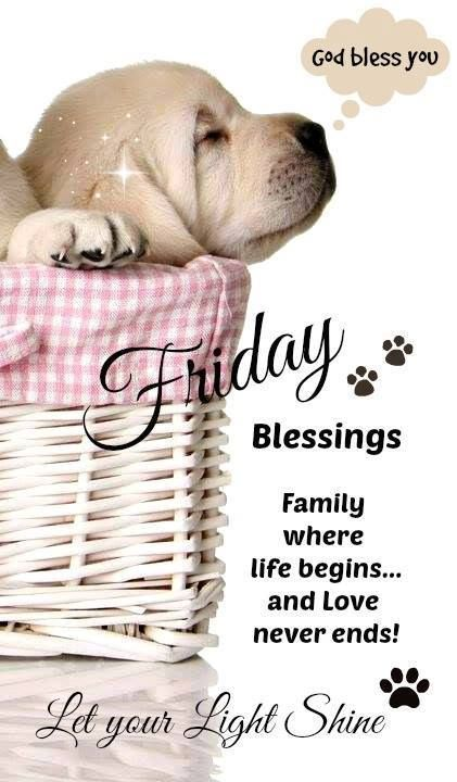 Quotes Friday Morning Good Blessings Weekend