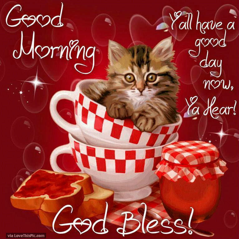 Good Morning Have A Great Day Ya Hear Pictures Photos