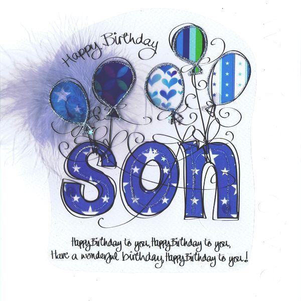 Wishes Son Happy Birthday Post Facebook