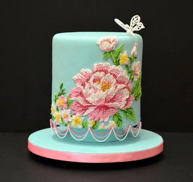 Beautifully Decorated Cake Pictures Photos And Images