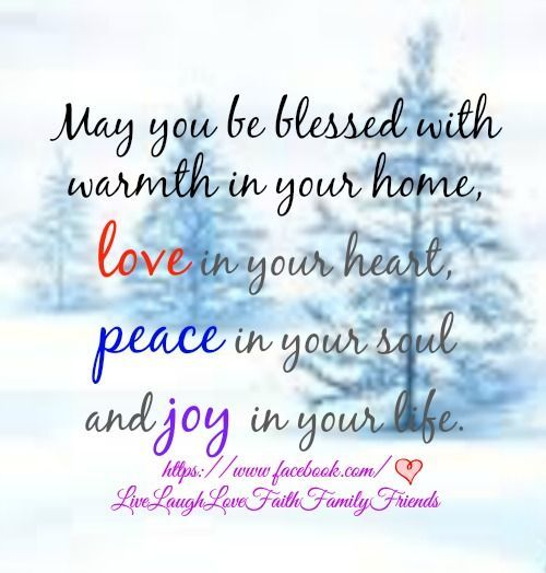 May You Be Blessed With Warmth In Your Heart Pictures