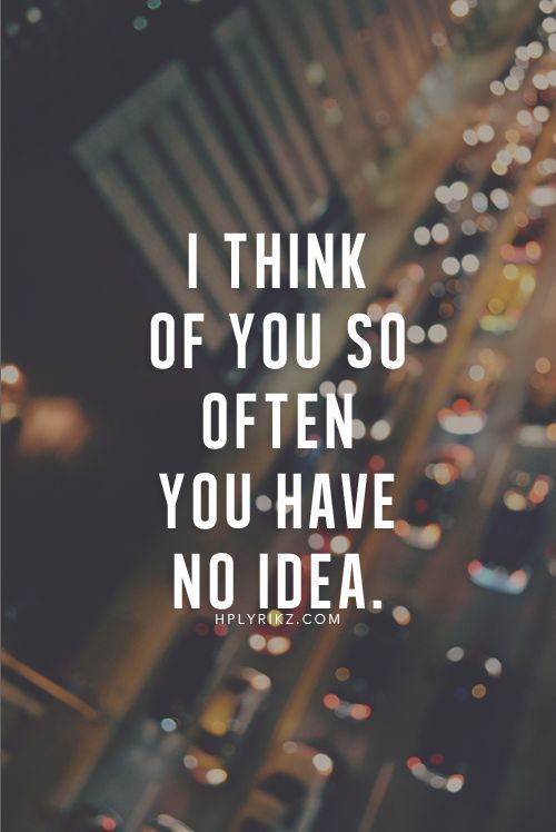 Quotes Sayings You Thinking And