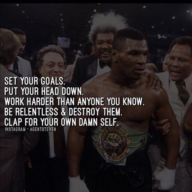 Self Improvement Goals Work