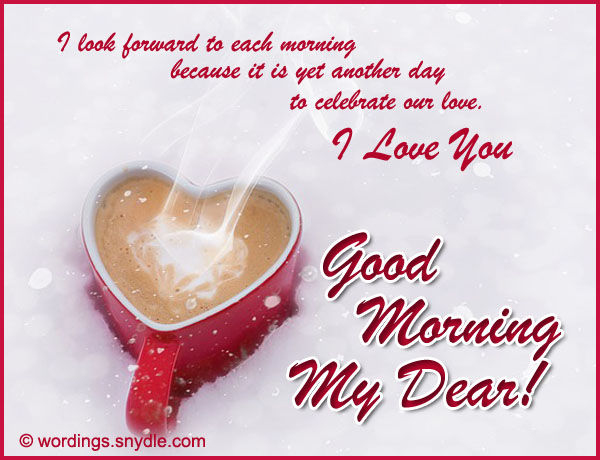 Good Morning My Dear Pictures Photos And Images For
