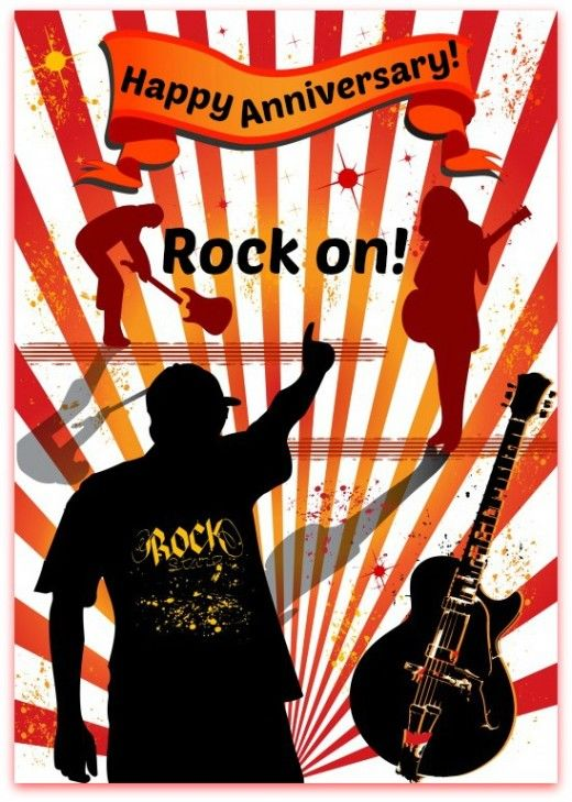Happy Anniversary Rock Pictures Photos And Images For
