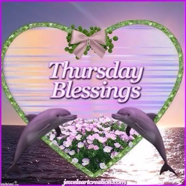 Beautiful Thursday Blessings Pictures Photos And Images
