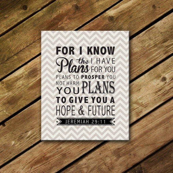 Image result for for i know the plans i have for you