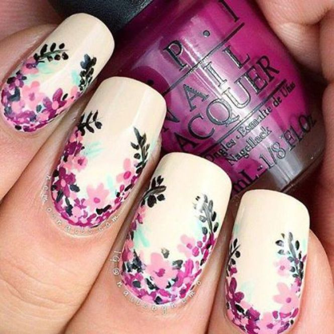 Bows Cute Fashion Kawaii Nail Art Nails Photography Pink