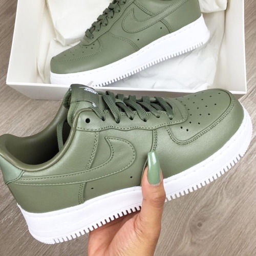 Olive Green Air Force Ones Pictures Photos And Images