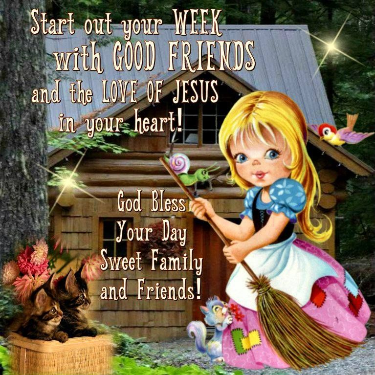 Start Your Week With God Pictures Photos And Images For