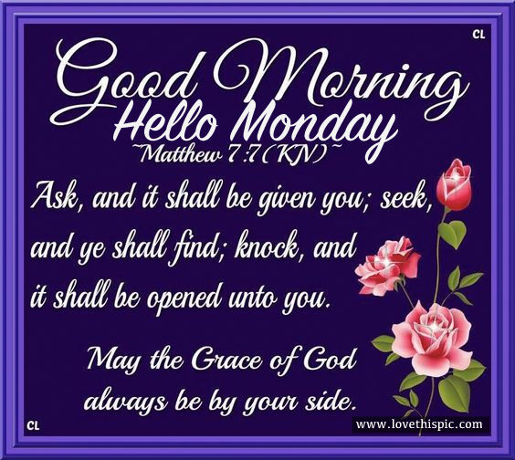Good Morning Hello Monday Pictures Photos And Images