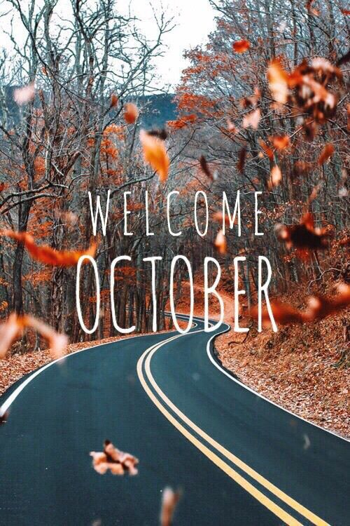 Welcome October Pictures Photos And Images For Facebook