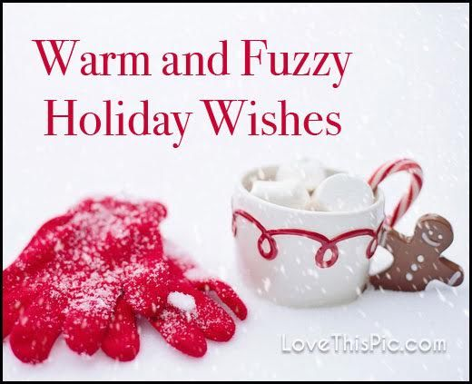 Warm And Fuzzy Holiday Wishes Pictures Photos And Images For Facebook Tumblr Pinterest And