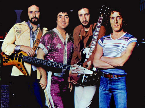The Who Rock Band Pictures Photos And Images For