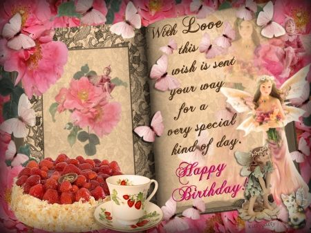 Happy Birthday With Love Pictures Photos And Images For