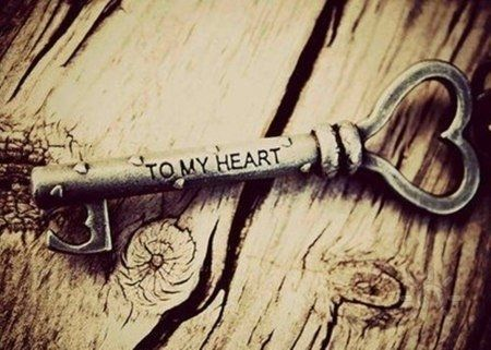 Image result for key to the heart
