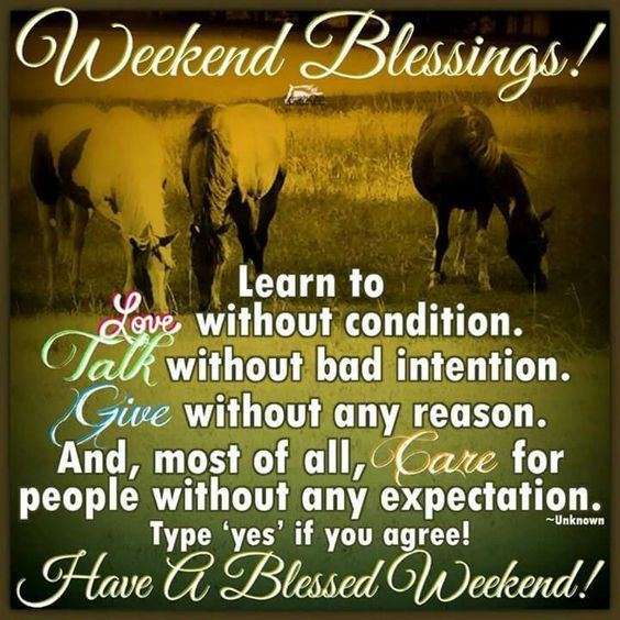 Friday Morning Quotes Blessings Good Weekend