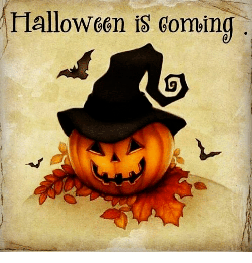 Halloween Is Coming Pictures, Photos, and Images for ... (500 x 522 Pixel)