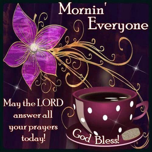 Coffee Amp Prayer Morning Quote Pictures Photos And Images