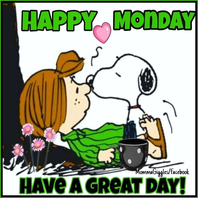 Peppermint Patty And Snoopy Happy Monday Pictures, Photos