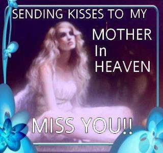 Image result for Mother in heaven