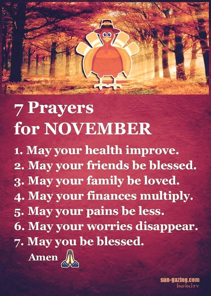 7 Prayers For November Pictures Photos And Images For Facebook Tumblr Pinterest And Twitter