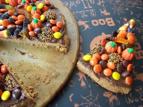 Image result for halloween candy and baking