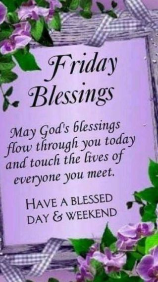 Friday Blessings Pictures, Photos, and Images for Facebook, Tumblr ...