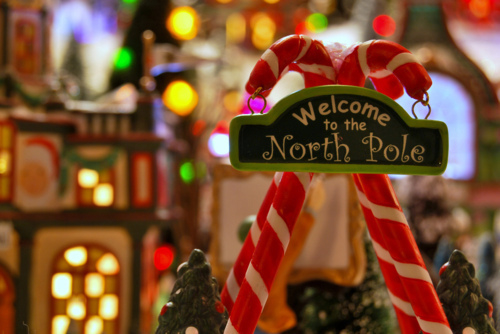 Welcome To The North Pole Pictures Photos And Images For