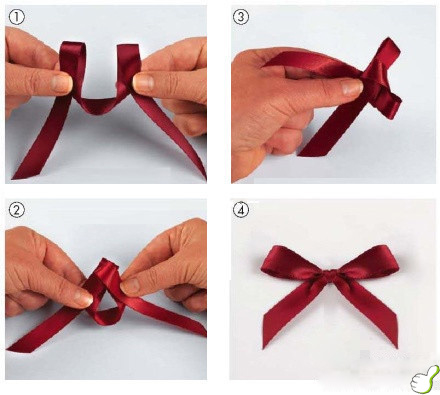 DIY Quick Ribbon Bow Pictures Photos And Images For