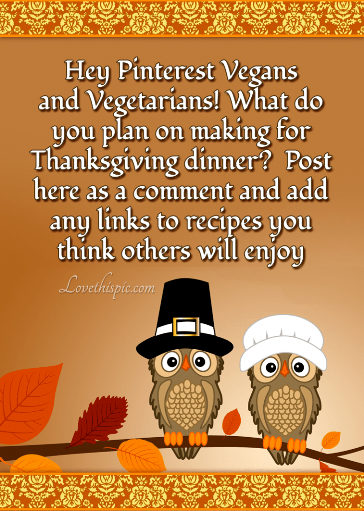 Vegan Thanksgiving Pictures Photos And Images For