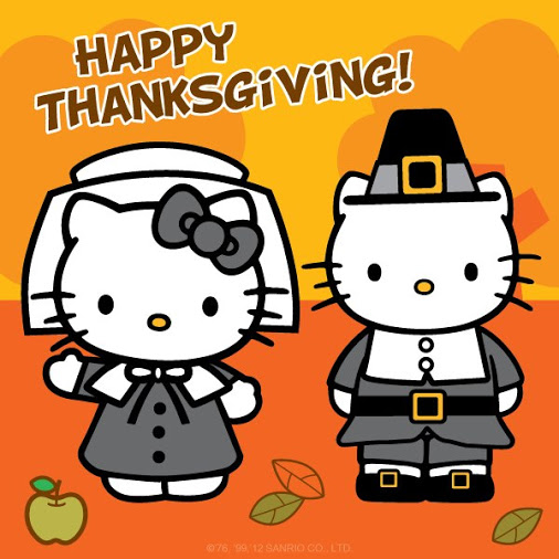 Hello Kitty Thanksgiving Pictures Photos And Images For