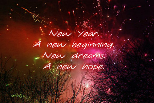 images for new year hope