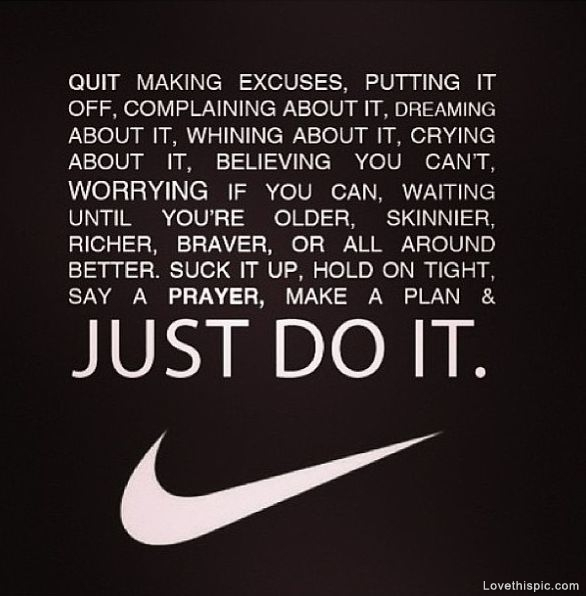 Image result for just do it nike tumblr
