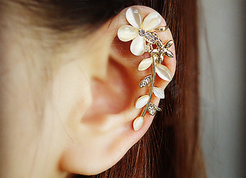 Flower Earring Pictures Photos And Images For Facebook