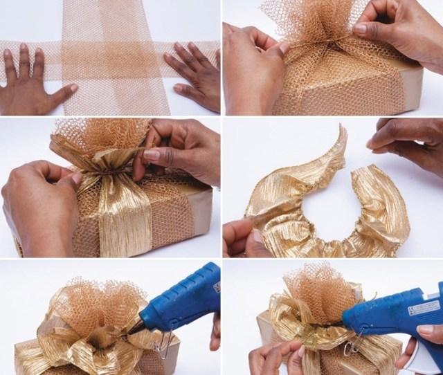 Diy Gold Christmas Gifts