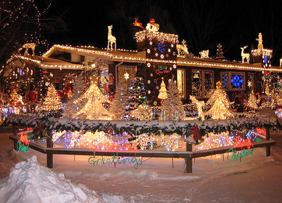 Christmas Decorated Home Pictures Photos And Images For