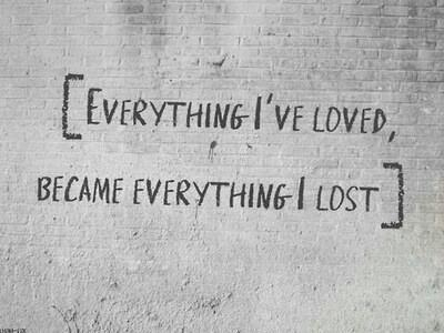 Image result for everything i lost