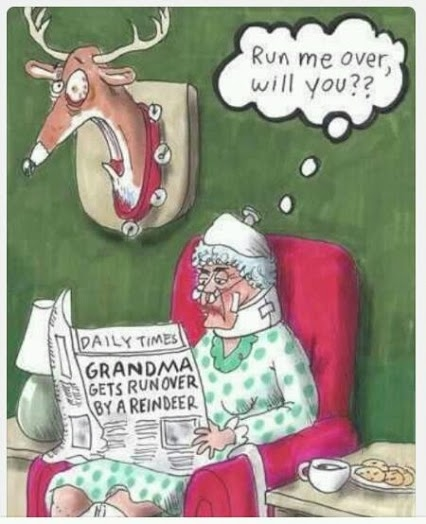 Grandma Get Revenge Pictures Photos And Images For