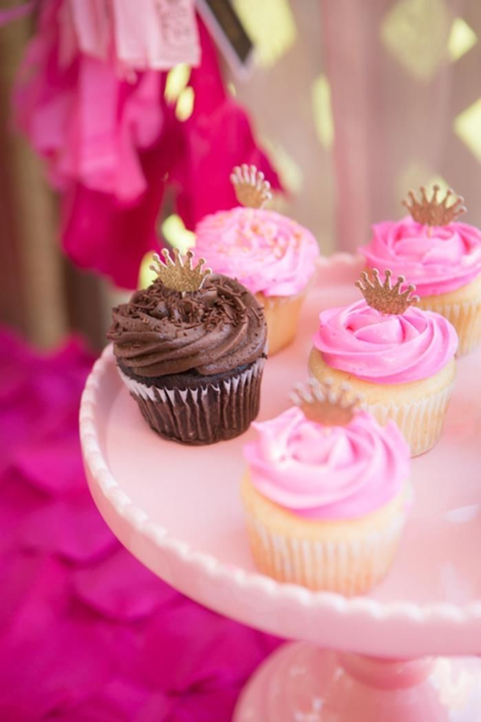 Princess Cupcakes Pictures Photos And Images For