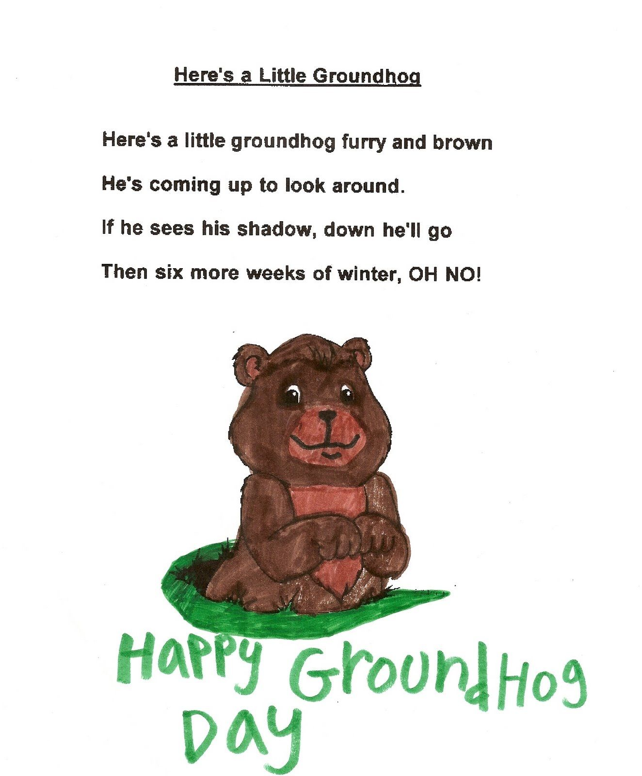 Happy Groundhog Day Pictures Photos And Images For