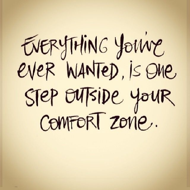 Image result for jumping out of your comfort zone