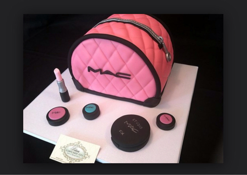 MAC Makeup Cake Pictures Photos And Images For Facebook