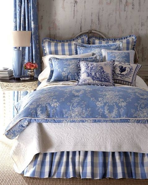 Pretty Blue Amp White Bedroom Pictures Photos And Images