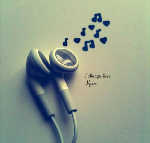 Image result for i always love music